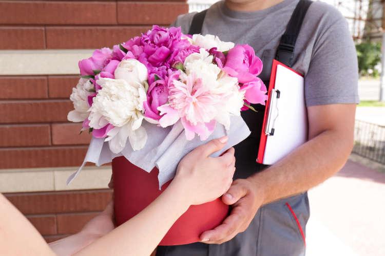 Laat bloemen bezorgen, voor jezelf!