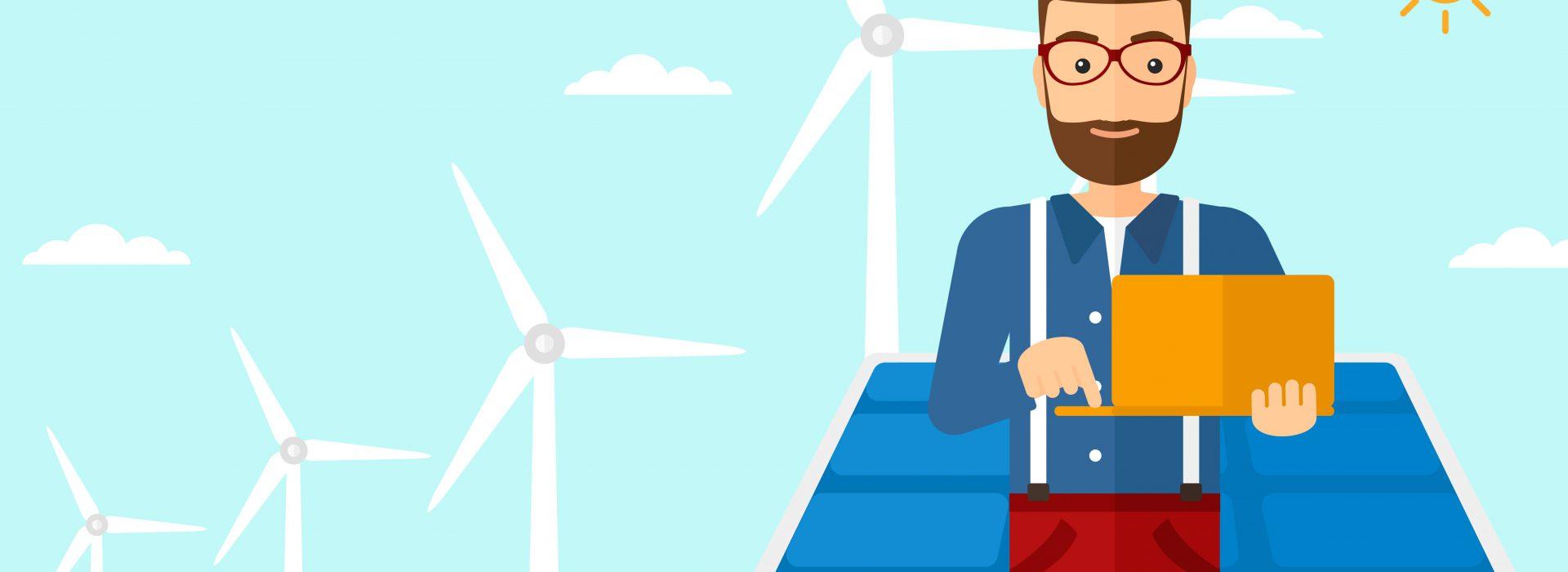 Besparen op de energiekosten, hoe doe je dat?