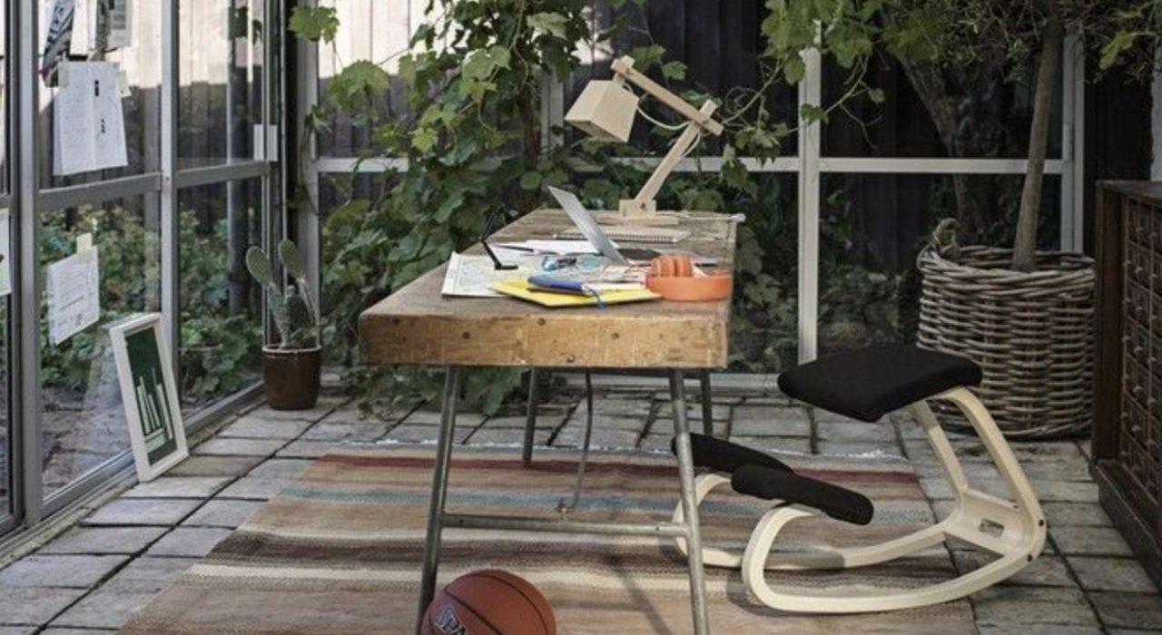 Waarom kniestoelen in iedere woning te vinden moeten zijn