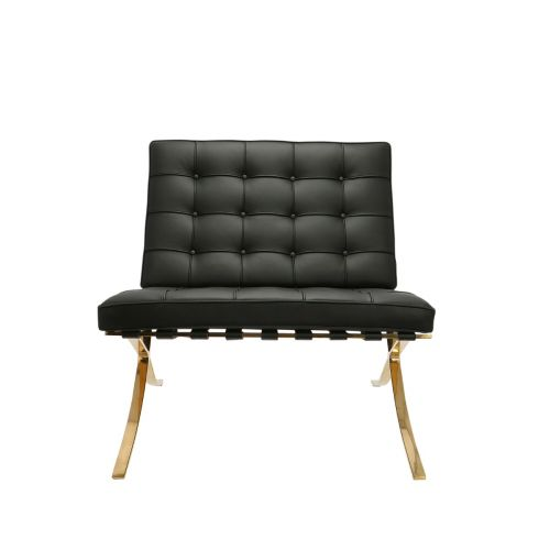 De 'gouden' Barcelona Chair