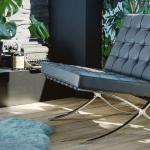 klassieke Barcelona Chair