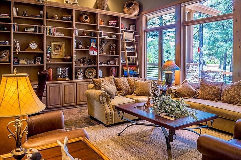 Verander jouw woning in een landelijke en rustieke woning