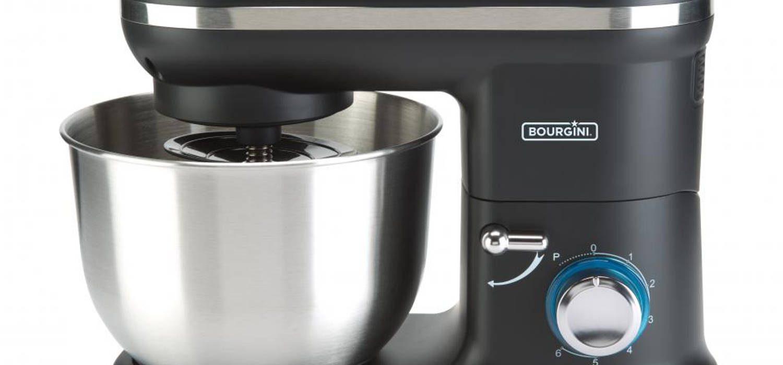 Wit brooddeeg maken met een keukenmachine: stap voor stap uitgelegd!