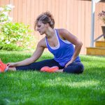 Vier goede oefeningen om te doen in je tuin