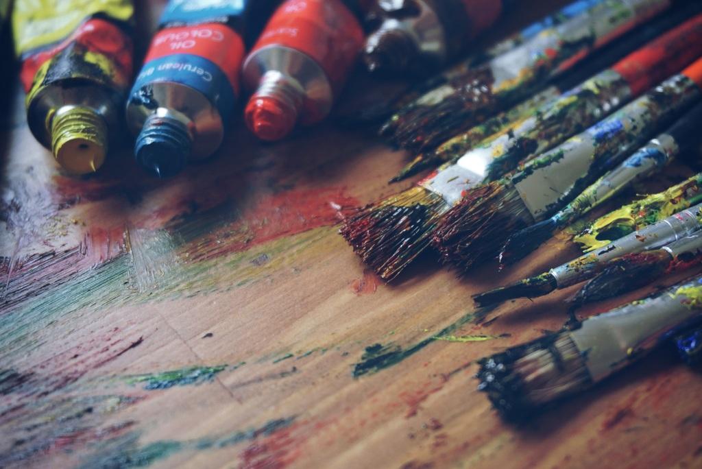 De finishing touch: een prachtig kunstwerk aan de muur