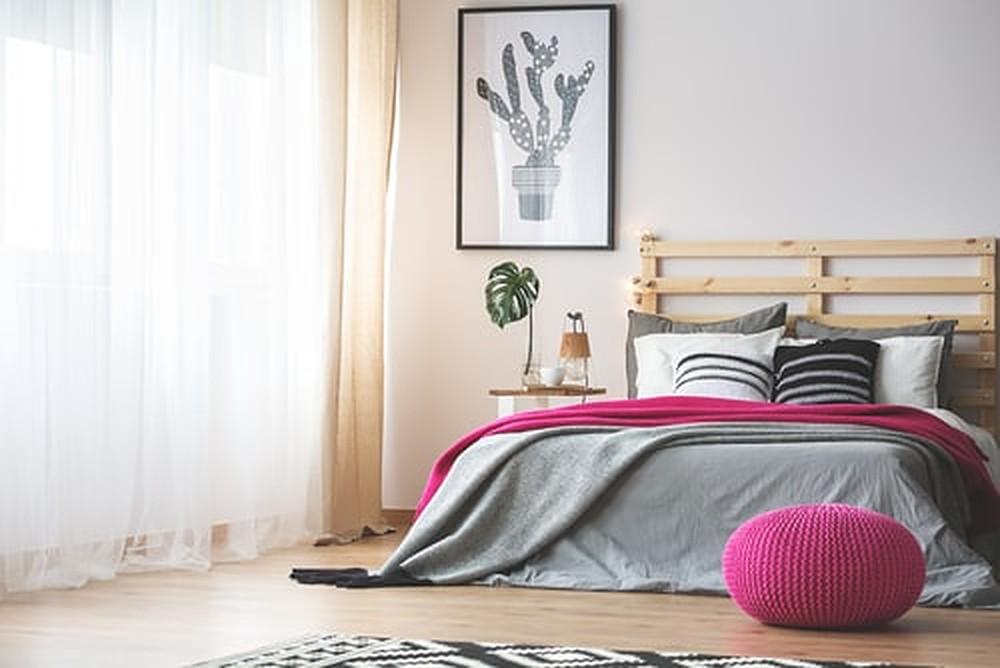 3 tips voor het creëren van een landelijke slaapkamer